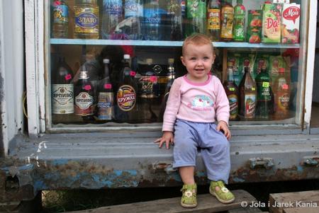 BabyCamino (fot. arch. Jola i Jarek Kania)