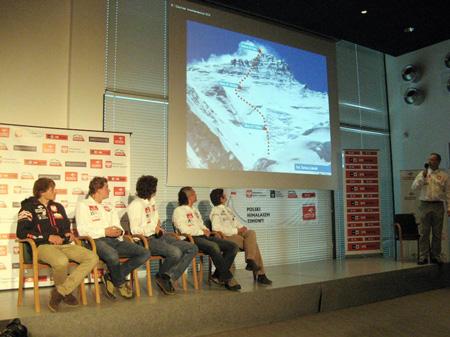 Podsumowanie wyprawy na Lhotse 2012