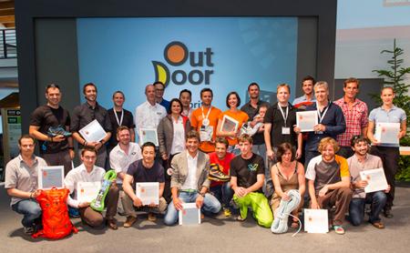 Zwycięzcy OutDoor INDUSTRY AWARD 2013