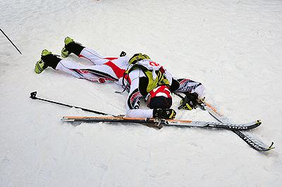 VI Zawody Skitourowe o Puchar Polar Sportu, na mecie