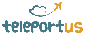 Teleportus.pl, logo