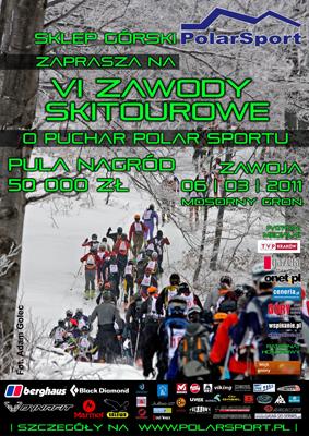VI Zawody Skitourowe o Puchar Polar Sportu