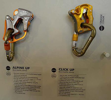 Niedaleko pada Alpine Up od Climb Up'a - hit w kolekcji CT (fot. Tomek Poznański)
