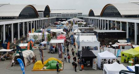 Targi OutDoor 2014 (fot. Messe Freidrichshafen)