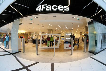 Sklepy 4Faces (fot. 4Faces)