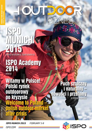 Ukazał się Magazyn 4outdoor Biznes – edycja na targi ISPO MUNICH