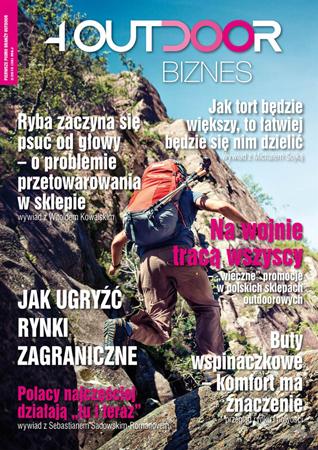 Ukazał się wiosenny Magazyn 4outdoor Biznes (3/2015, maj)