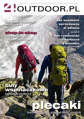 Najnowszy numer Magazynu 4outdoor nr 15