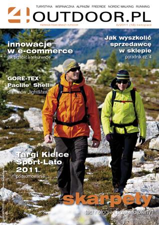 Ukazał się najnowszy, 18 numer magazynu 4outdoor.pl!