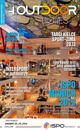 Zapraszamy do lektury najnowszego Magazynu 4outdoor (2/2013, 26)