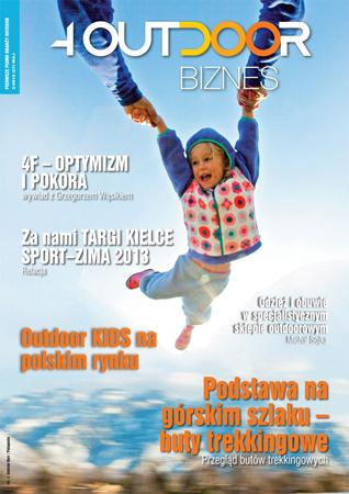 Ukazał się majowy Magazyn 4outdoor (3/2013, 27)