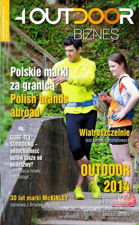 Jest już najnowszy Magazyn 4outdoor Biznes – edycja na targi OutDoor 2014