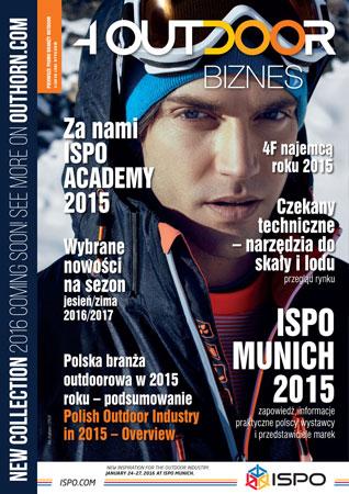 Magazyn 4outdoor Biznes – edycja na targi ISPO MUNICH 2016