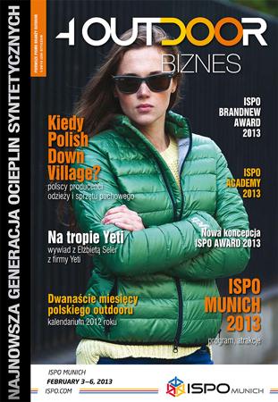 Ukazał się najnowszy Magazyn 4outdoor – edycja ISPO MUNICH 2013