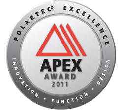 Marka Montane otrzymała nagrodę Polartec European APEX Design Award 2011
