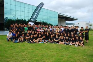 Black Diamond Asia świętuje swoją piątą rocznicę