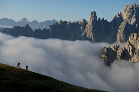 The North Face Lavaredo Trail (fot. The North Face / Dan Milner)