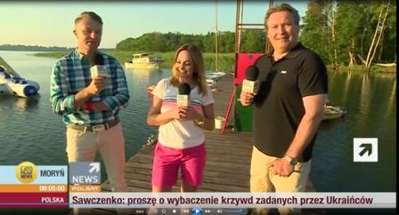 Helly Hansen oficjalnym partnerem projektu Lato z Polsat News