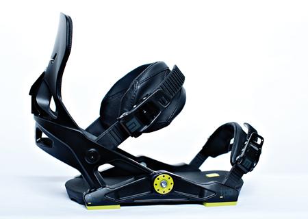 ISPO Award 2012: wiązania snowboardowe marki NOW Snowboarding