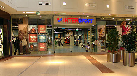 Intersport otwiera salon w galerii jurajskiej 4outdoor for Intersport salon