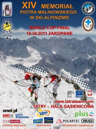 Polartec jest sponsorem Finału Pucharu Świata w narciarstwie wysokogórskim