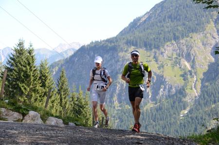 Gore-Tex Transalpine Run 2011, dzień pierwszy (fot. Piotr Kosmala)