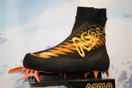 Marka Petzl prezentuje: raki przykręcane do butów