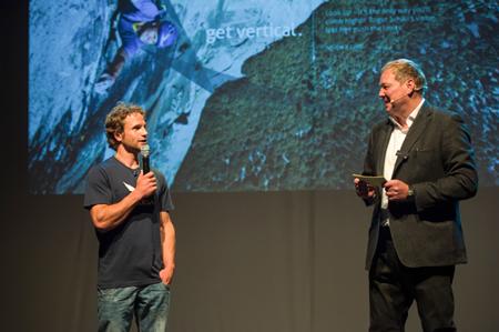 Roger Scheali i Reiner Gestner (fot. Salewa)