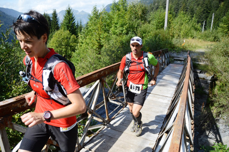 Gore-Tex Transalpine Run 2011, dzień drugi (fot. Salomon)