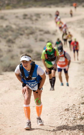 Transgrancanaria 2012 - Fernanda Maciel (fot. The North Face® Transgrancanaria)