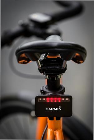 Garmin Varia – radar rowerowy oraz inteligentne oświetlenie