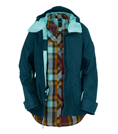 The North Face, Felton Triclimate Jacket