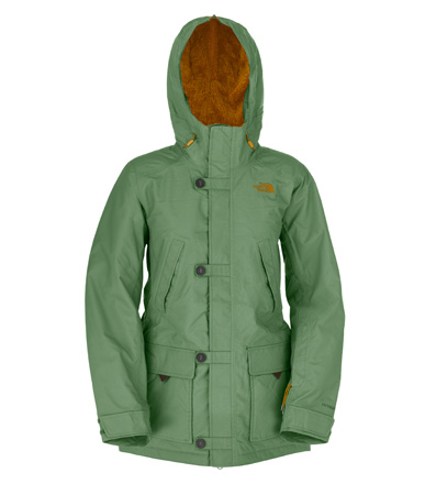 The North Face, Honee SnugsDelux Parka