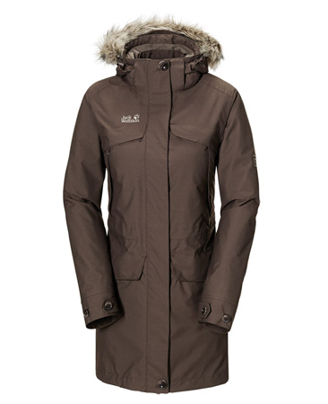 Jack Wolfskin, White Rock Coat Women