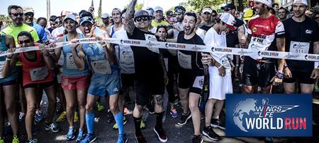"""""""Biegniemy dla tych, którzy nie mogą"""" –  Garmin globalnym partnerem Wings for Life World Run"""