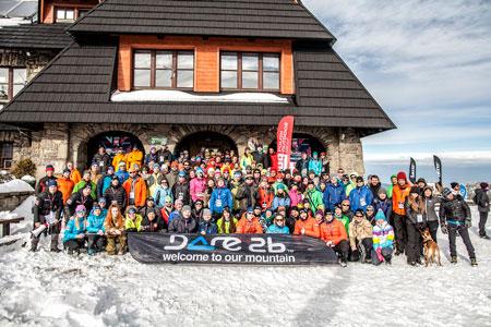 Za nami WinterCamp 2016 organizowany przez Polish Outdoor Group