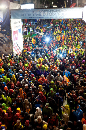 The North Face Ultra-Trail du Mont Blanc, Chamonix (fot. Damiano Levati)