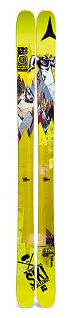 Oficjalna narta The North Face Ski Challenge 2010 presented by Gore-Tex