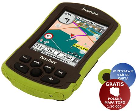 Rikaline, TwoNav Aventura GPS