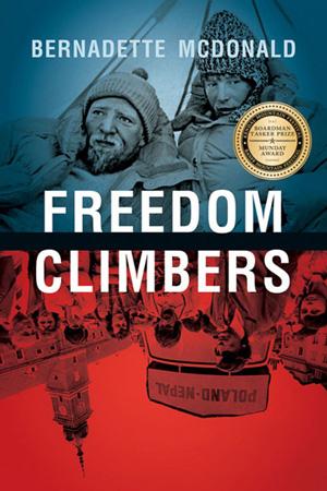 Okładka Freedom Climbers (fot. rmbooks.com)