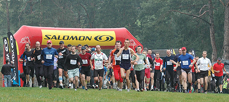 Salomon Trail Running 2009 – Poznań, Malta