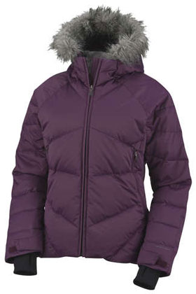 Test kurtki Alpine Attitude Down Jacket marki Columbia