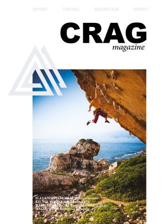 Ukazało sie pierwsze wydanie firmowego magazynu CragMagazine