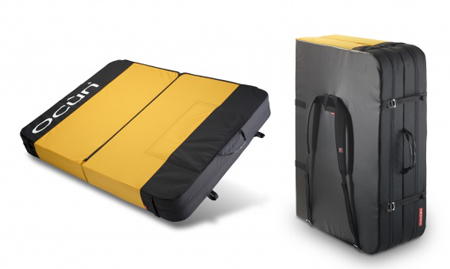 Crashpad Ocun Dominator nominowany do ISPO Award 2012