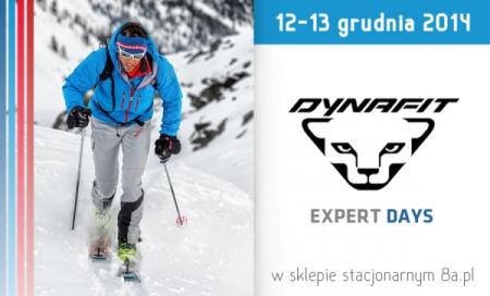 Dynafit Expert Days w sklepie stacjonarnym 8a.pl