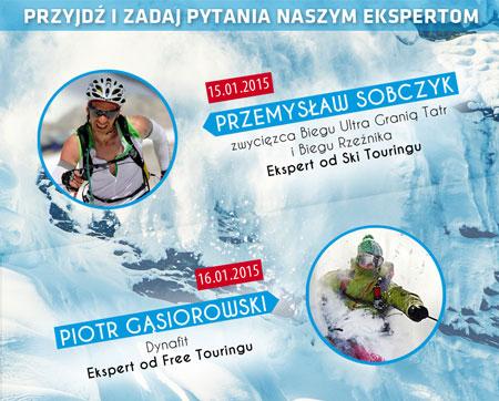 Kolejna edycja Dynafit Expert Days w Sklepie stacjonarnym 8a.pl