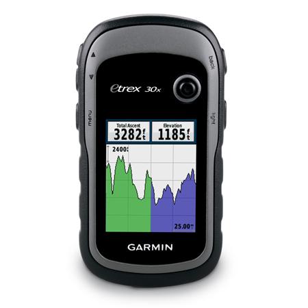 Garmin® eTrex® 20x i 30x – ręczne urządzenia nawigacyjne