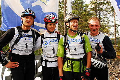 Explore Sweden, team