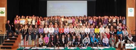 European Outdoor Forum 2012 - uczestnicy spotkania (fot. Jean-Marc Favre)