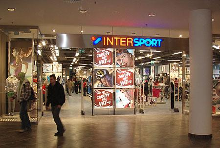 Intersport pozycja na rynku i plany rozwoju 4outdoor for Intersport salon